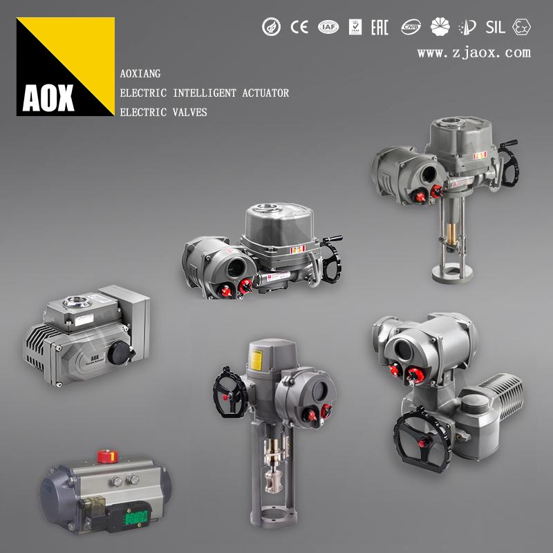 AOX Elektryczny aparat przezł wysoko oceniany przez Miasto przywódcy